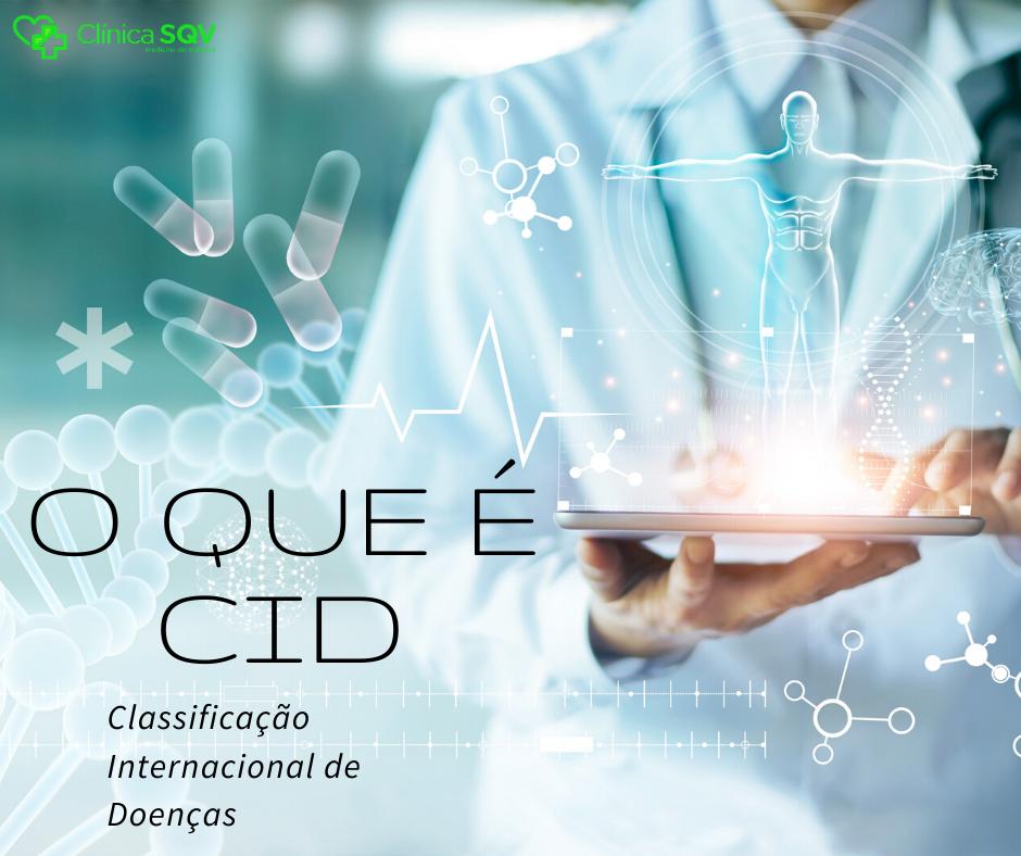 o que é cid classificação internacional de doenças